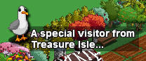 farmville treasure isle seagulls cross promotion
