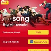 Glee iPhone app brings social karaoke to the iPhone, social networks