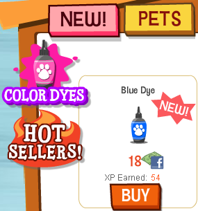 Happy Pets Color Dyes