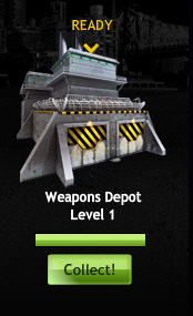 mafia wars weapons depot level 1