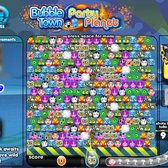 Bubble Town on Facebook April