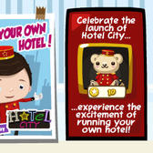 Pet Society pimps Hotel City with special edition bear