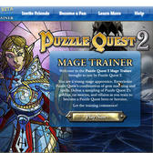 Puzzle Quest 2 Mage Trainer on Facebook: Bejeweled meets Dungeons & Drago