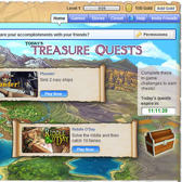 Big Fish Game's Treasure Quest: Facebook game portals done right