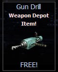 mafia wars weapon depot item