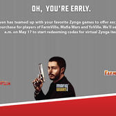Zynga 7-Eleven promotion: Redeem codes for these special items