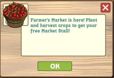 farmville farmer's market free stall