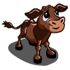 farmville chocolate brown calf
