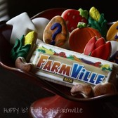 FarmVille: Britney's FarmVille Cookies