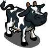 farmville holstein cow