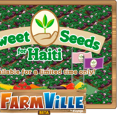FarmVille Sweet Seeds for Haiti Limited Time Loading Screen