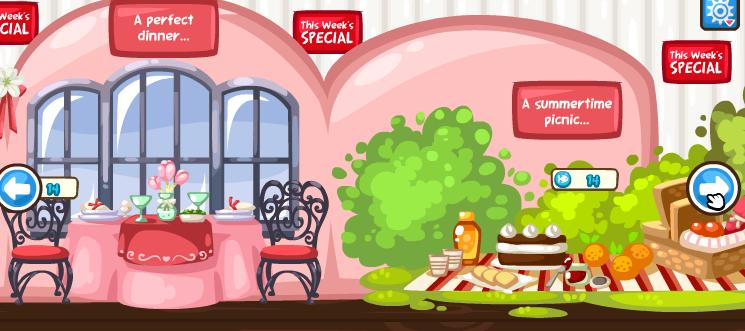 Pet Society Mother's Day This Week's Special: A perfect dinner and a summertime picnic