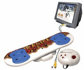 play tv snowboarding