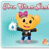 PetVille and FishVille: Free Maxima Clam and Clean Bomb for fans