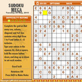 Game Of the Day: Sudoku Mega