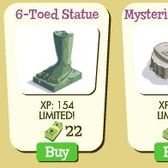 Add mystery to your Treasure Isle with new Lost decorations