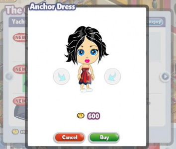 yoville try on clothes