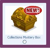yoville collections mystery box