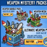 Wild Ones Weapon Mystery Packs deliver weapon bundles