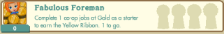 FarmVille Ribbon 29 - Employee of the Month