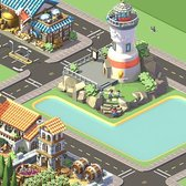 Make ponds and rivers with new water in Social City