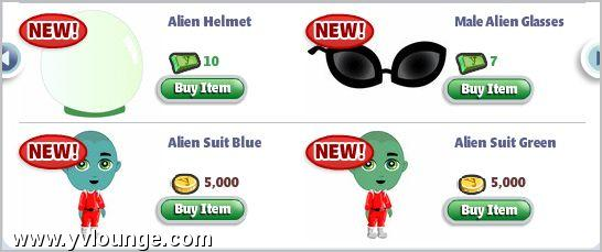 yoville hollywood costumes