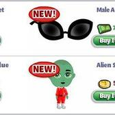 YoVille Hollywood Movie Costumes now available