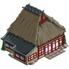 farmville unreleased item Japanese Teahouse II