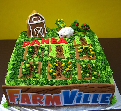 farmville turns one year old this week