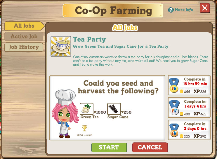 farmville new co op farming