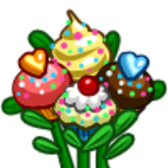 FarmVille Unreleased Cupcake Crop!