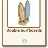 FarmVille New Gifts: Party Pig, Double Surfboards & Stripe Surfboard