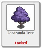 farmville jacaranda tree