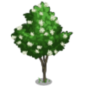 FarmVille Unreleased Japanese Lilac