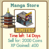 New FarmVille Limited Edition Japanese Buildings