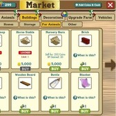 FarmVille Multiple Nursery Barn Glitch