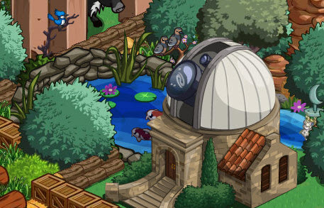 farmville observation dome