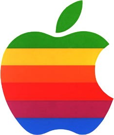ffarmville original apple logo
