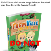 PSA: Farmville used as bait in new 