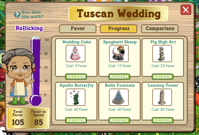 farmville tuscan wedding