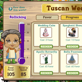FarmVille Makes Changes to Tuscan Wedding Gifts and Rewards!