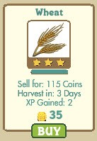 farmville wheat
