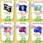 Show your true colors with Treasure Isle flags