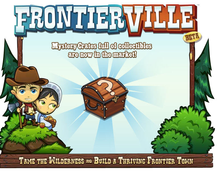 frontierville mystery crates now in market