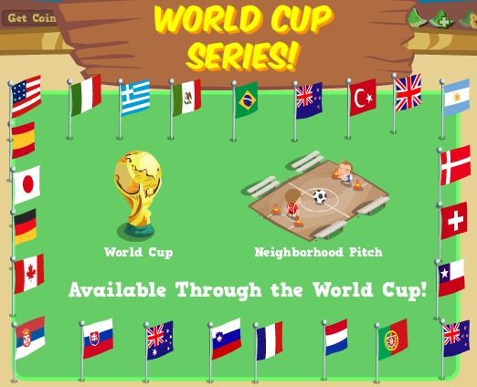 Happy Island World Cup Series
