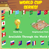 Happy Island gets into the game with World Cup Series set