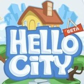Hello City plots a spot in Facebook's crowded city-building game space