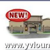 YoVille: New Movie-Studio at Realtors and Movie Sets in Furniture Store