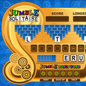 Game of the Day: Jumble Solitaire