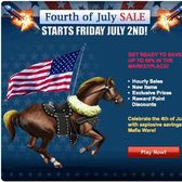 Mafia Wars Fourth of July Sale kicks off Friday
